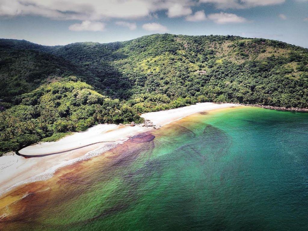 Lopes Mendes Beach Brasile