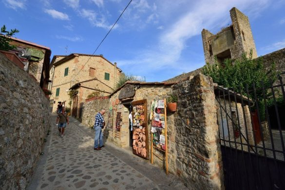 Le Botteghe di Monteriggioni
