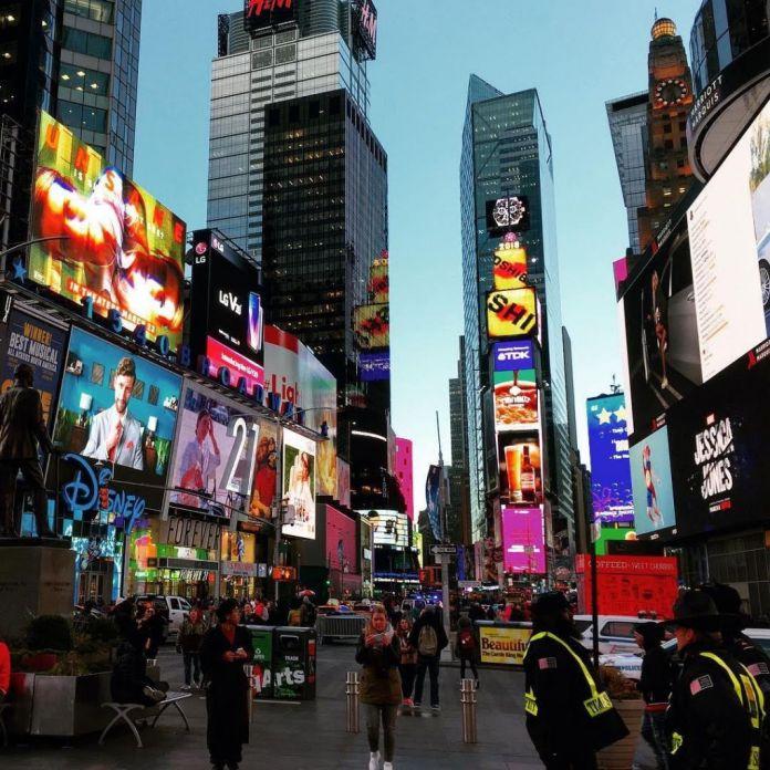 New York Stati Uniti