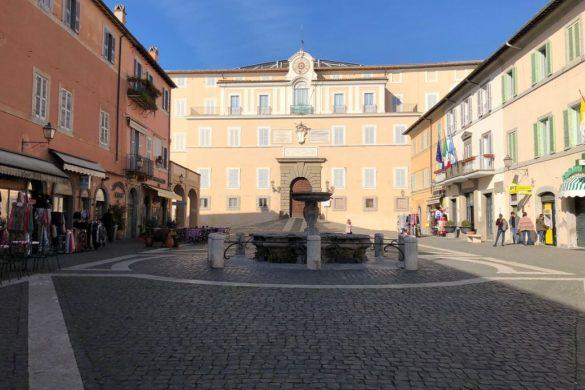 Palazzo Apostolico Castel Gandolfo