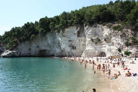 Porto Greco Vieste Puglia