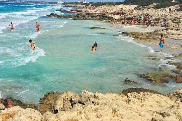 Punta Della Suina Gargano Puglia