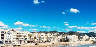 Sitges Spagna