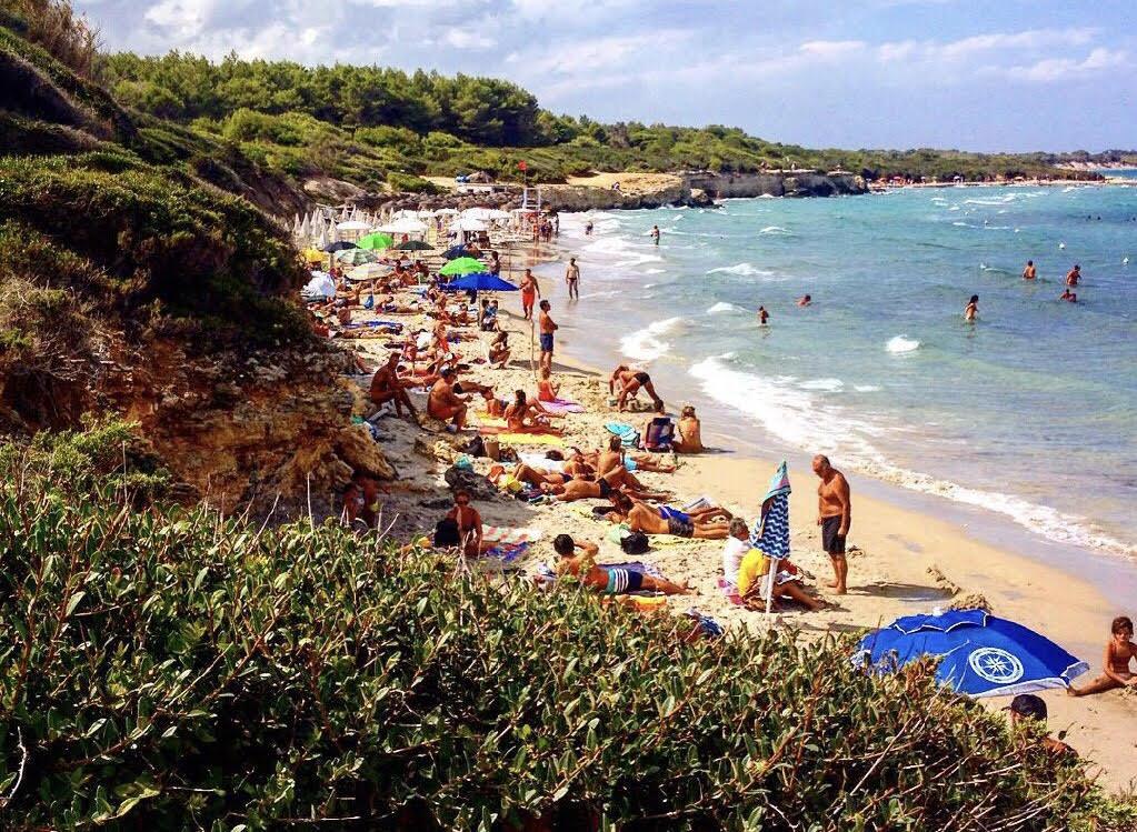 Spiagge Più Famose Puglia Baia dei Turchi
