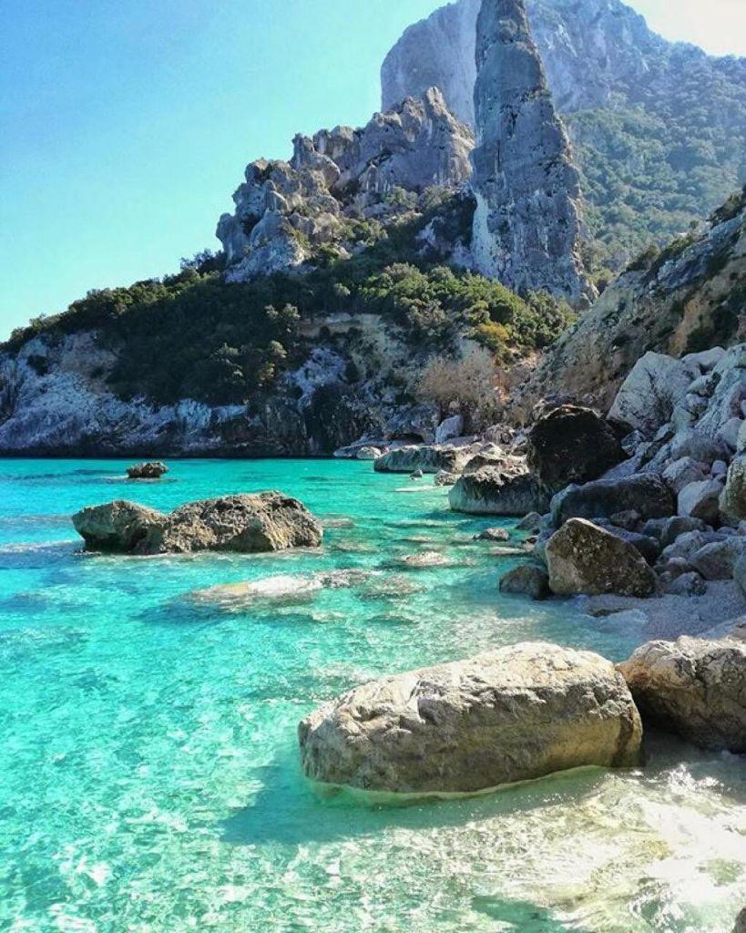 Spiagge Sardegna Cala Goloritze