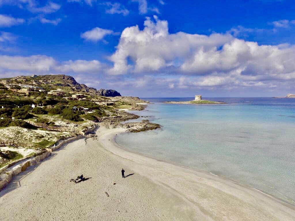 Spiagge Sardegna La Pelosa