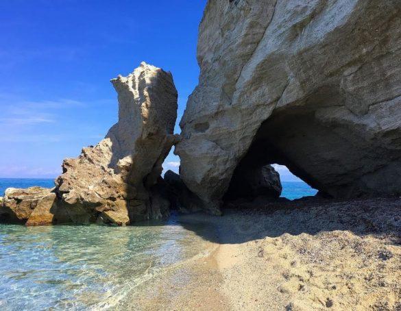 Spiaggia A Linguata