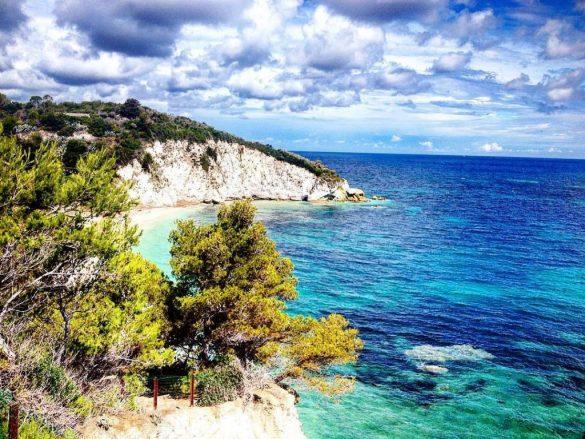 Spiaggia della Padulella