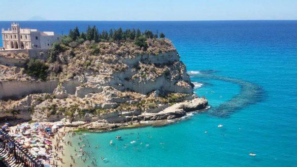 Spiaggia della Rotonda Tropea Calabria