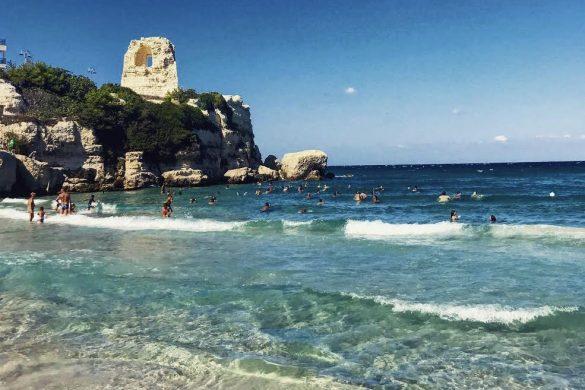 Spiaggia Torre Dell'Orso