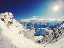 Val di Fassa terrazza delle Dolomiti