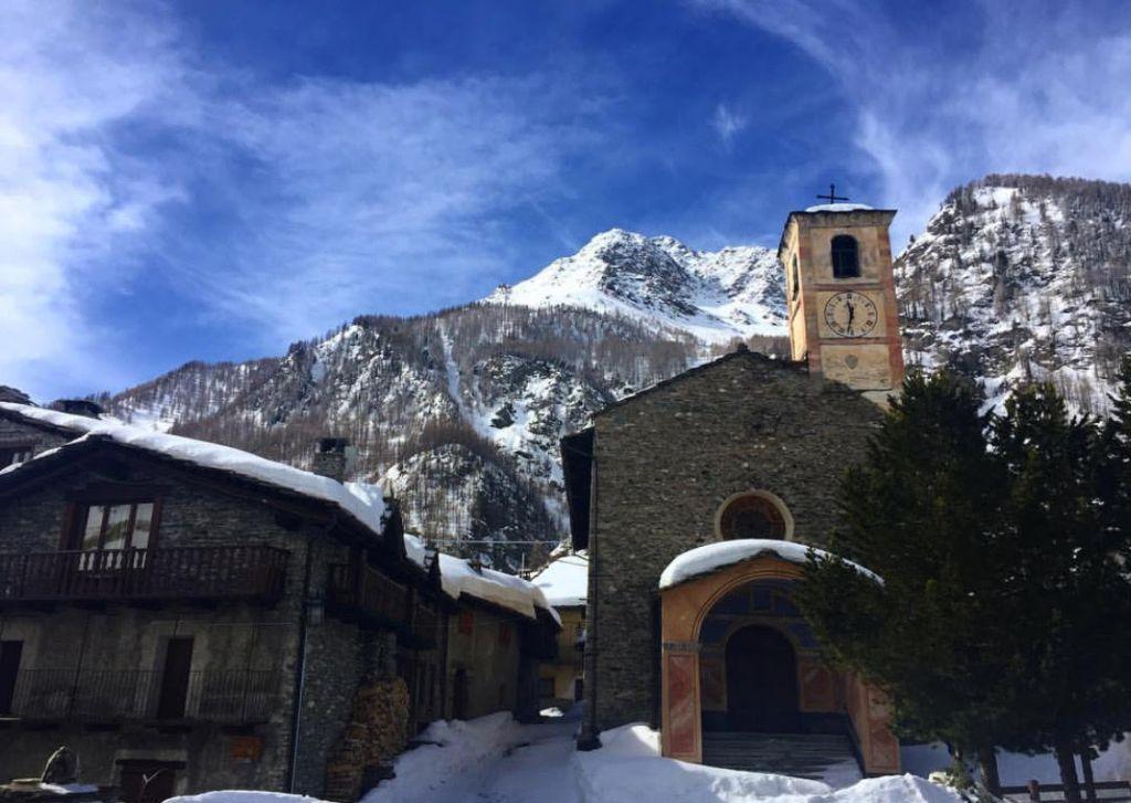 Borgo di Chianale Piemonte