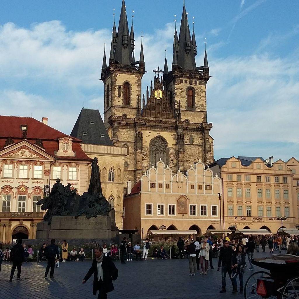 Chiesa del Týn Praga