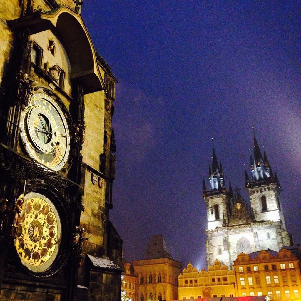 Città Vecchia Praga