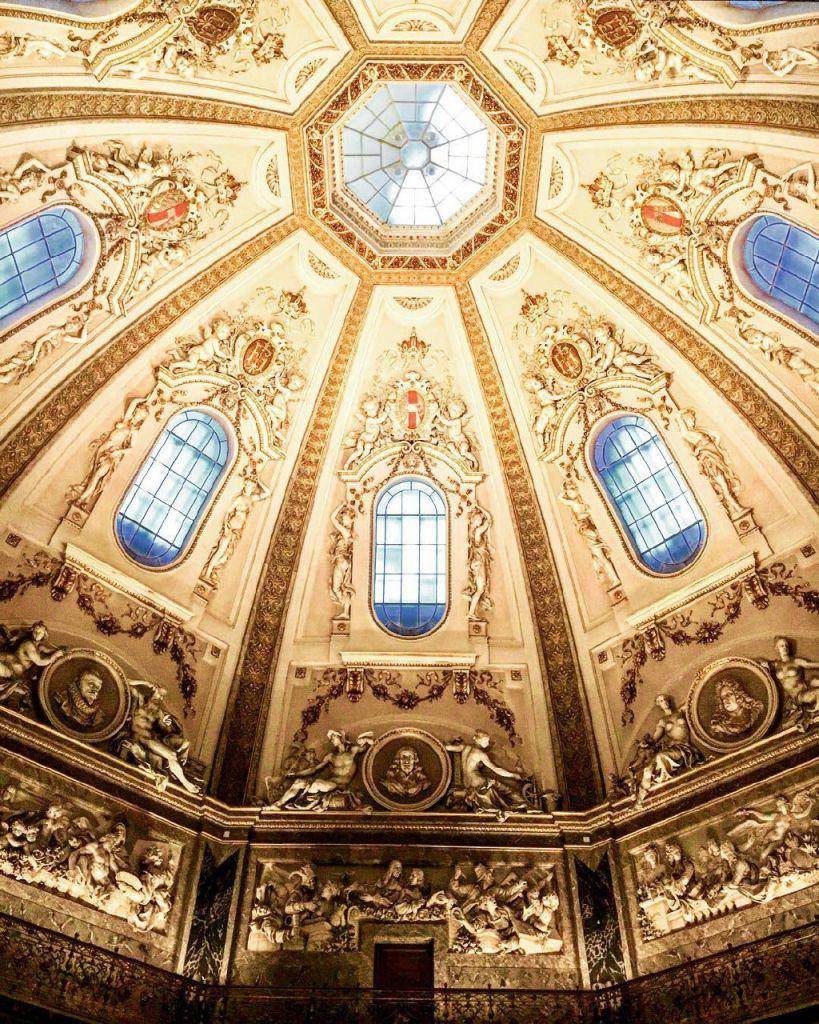 Kunsthistorisches Museum Vienna Interno