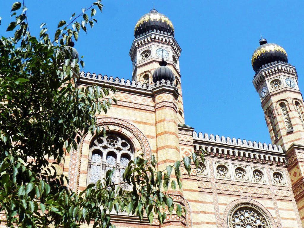 La grande Sinagoga Budapest