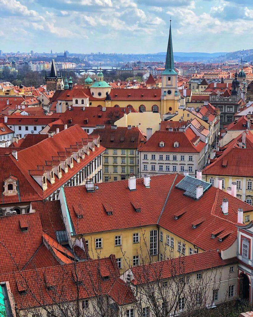 Malà Strana Praga