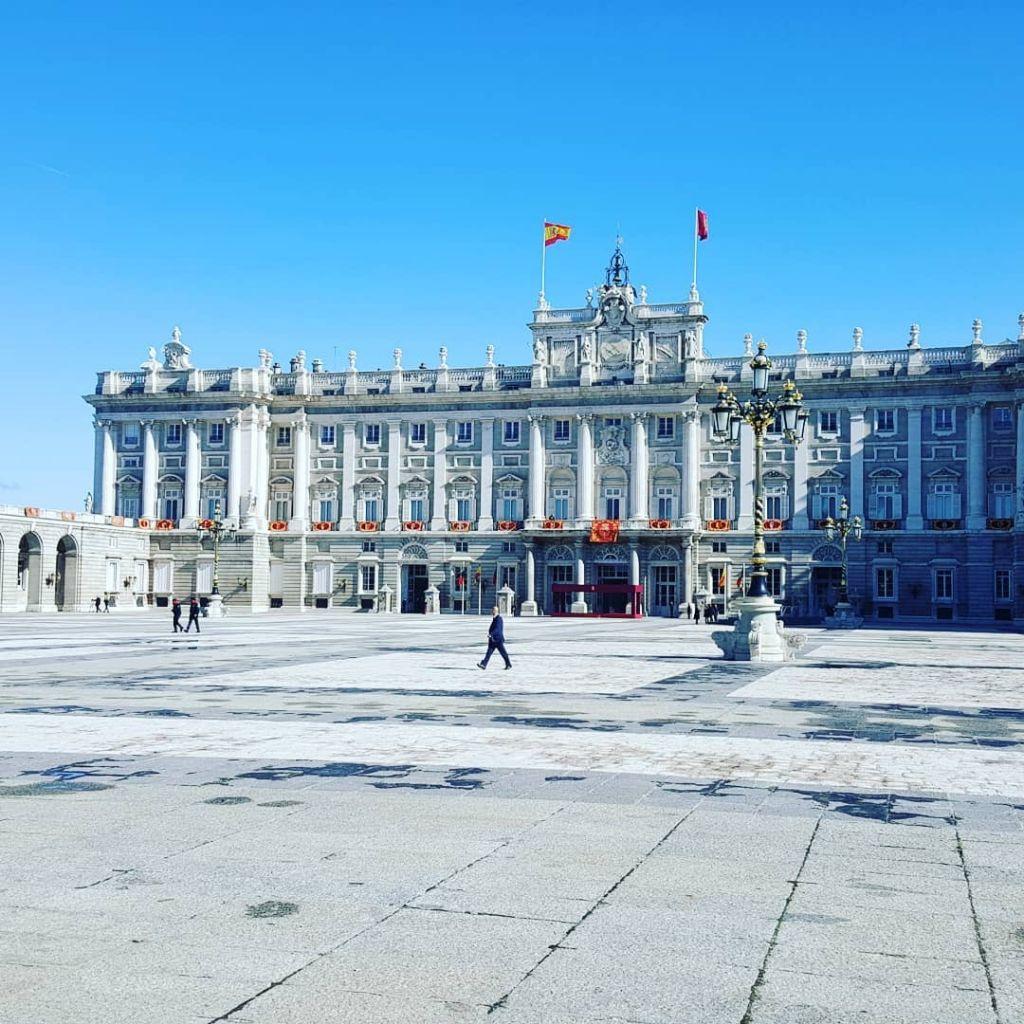 Palazzo della Zarzuela Madrid