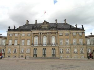 Il Palazzo Reale di Amalienborg