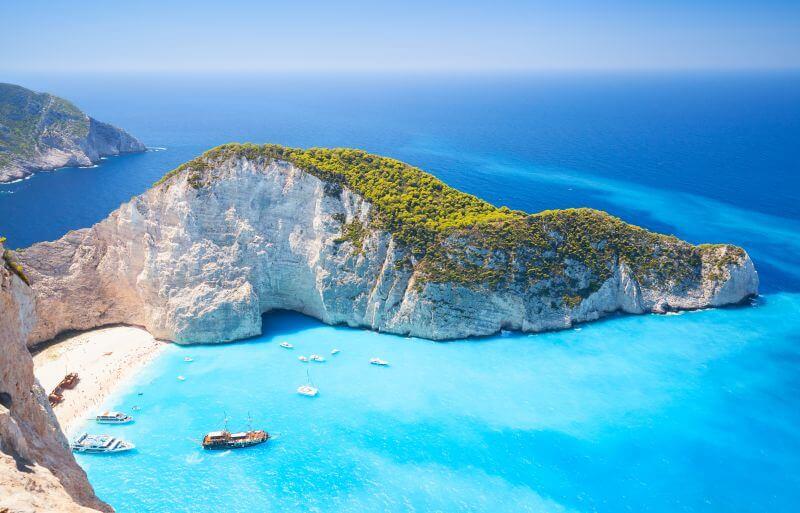 Spiagge Grecia le più belle