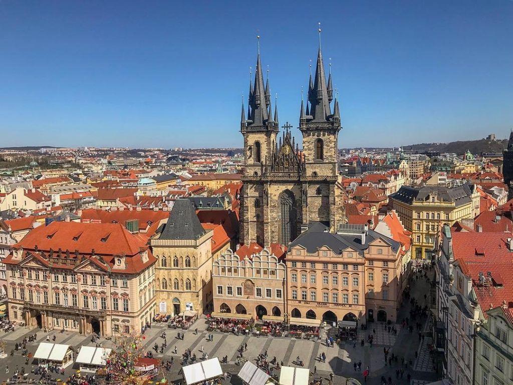 Staroměstský Orloj Praga