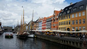 canale di Nyhavn