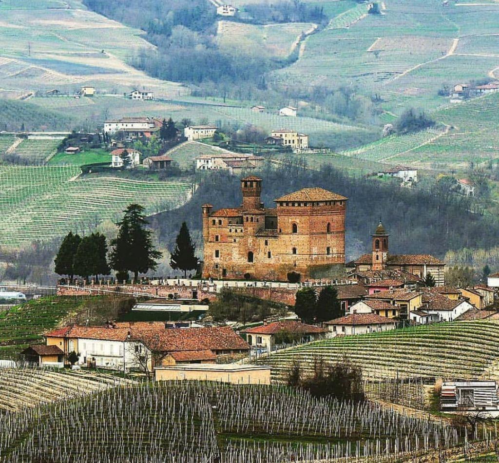 castello Grinzane Cavour Piemonte
