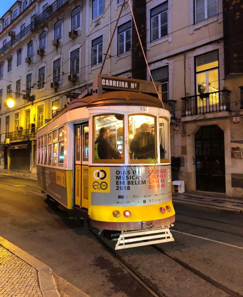 cosa vedere a Lisbona i tram