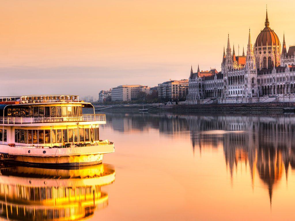 Crociera sul Danubio Budapest
