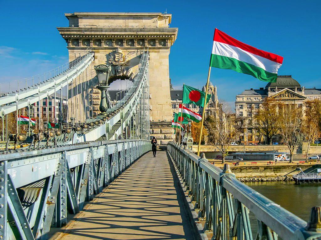 Il Ponte delle Libertà Budapest