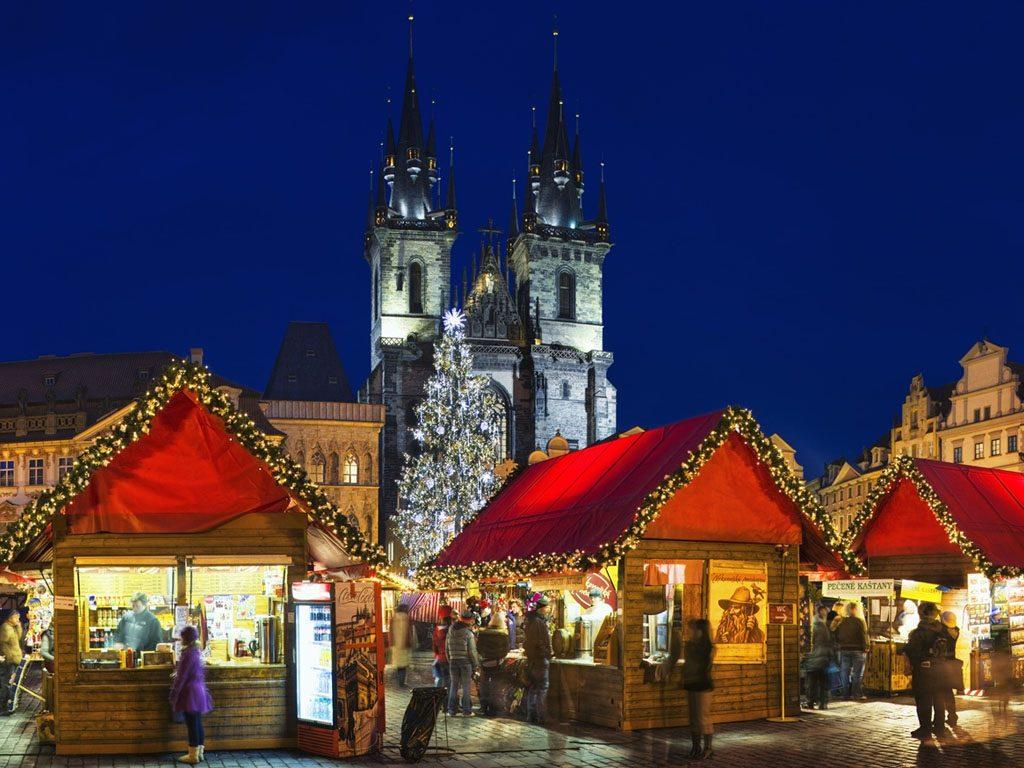 Mercatini di Natale Budapest