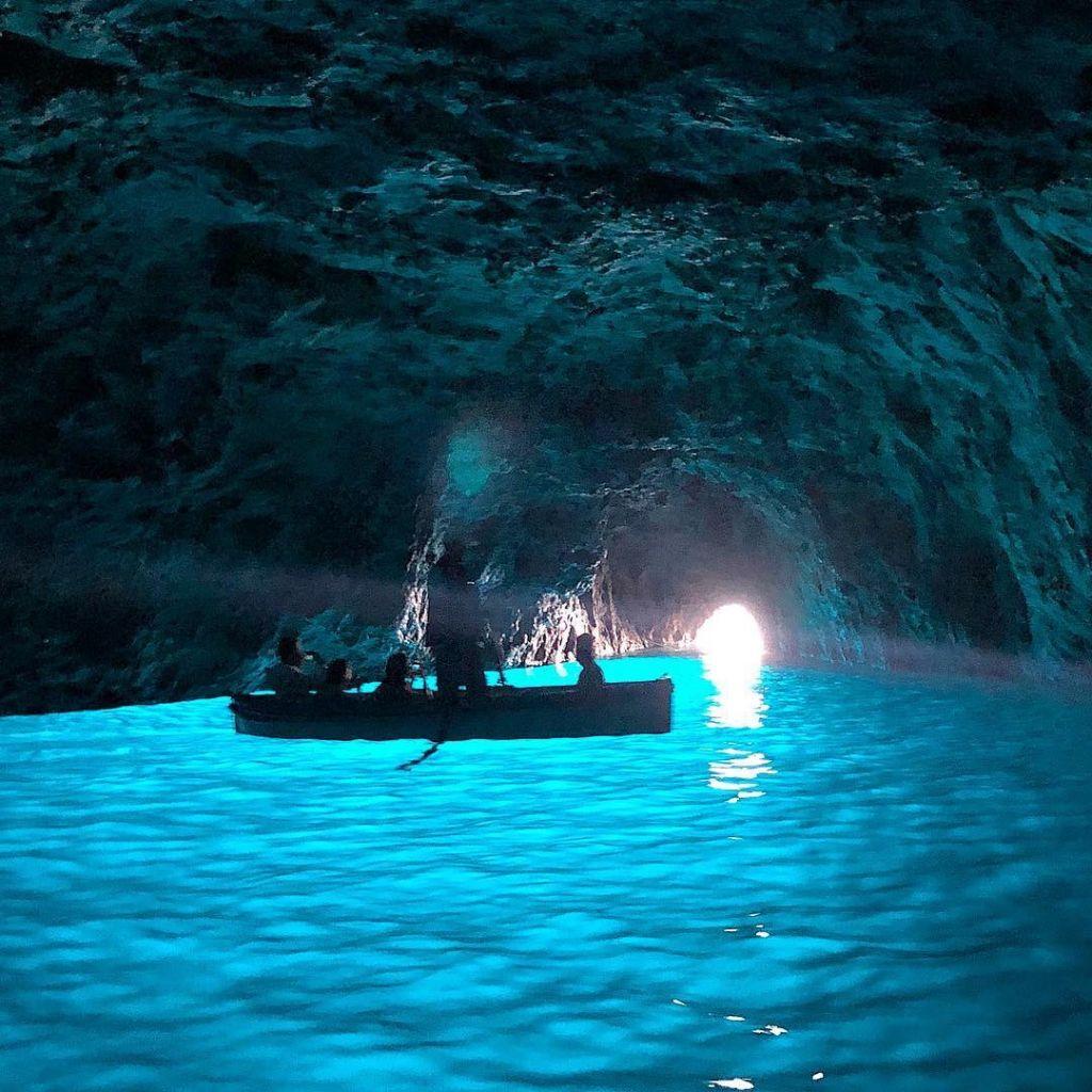 Grotta Azzurra Capri Cosa Vedere