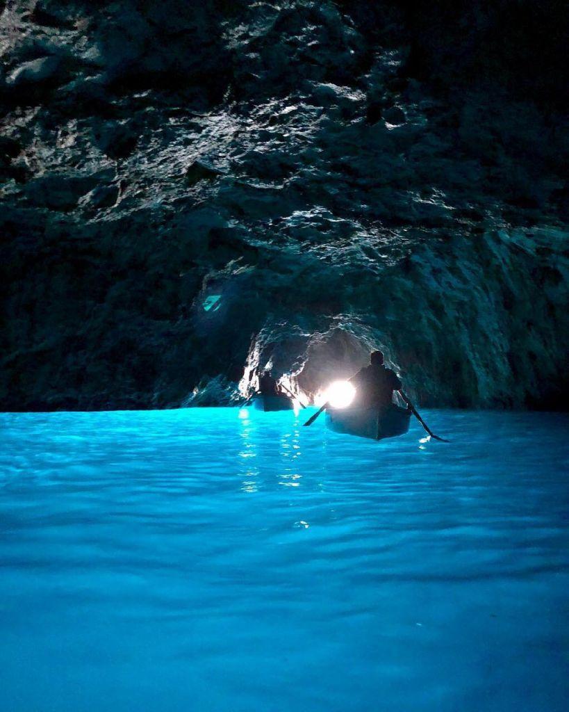 Grotta Azzurra Capri
