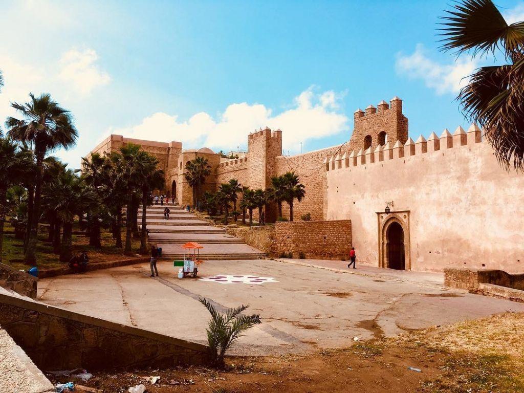 Kasbah degli Oudaïa Marocco