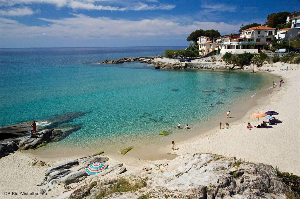 Spiagge Elba - Seccheto