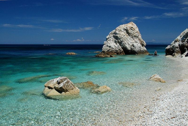 Spiagge isola d'Elba - Sansone
