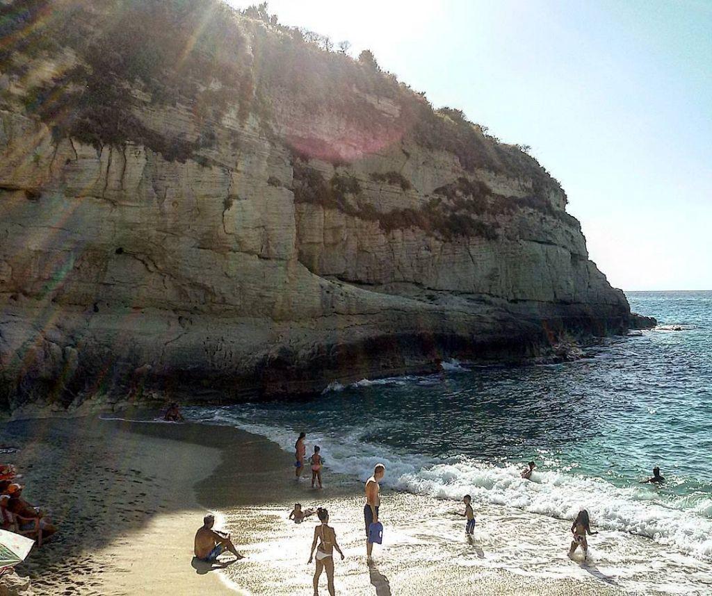 Spiaggia del Cannone