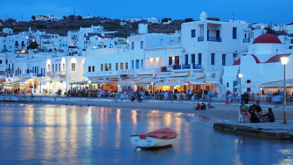 Vacanza a Mykonos - Consigliami dove