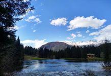 Val di Sole d'Estate, il lago dei Caprioli