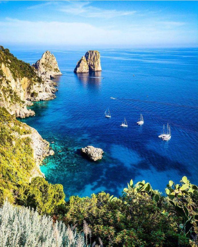 Capri Cosa Vedere