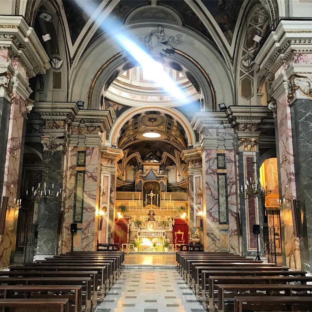 Chiesa Gesù Nuovo Napoli