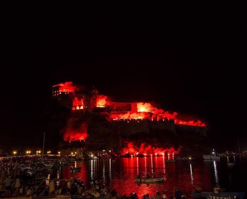 Festa di Sant'Anna Ischia