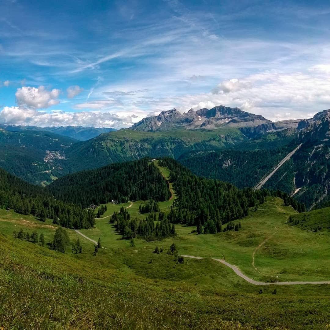 folgarida val di sole Trentino paesaggio
