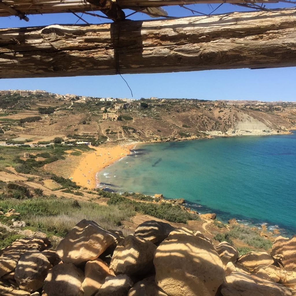 Baia di Ramla Malta