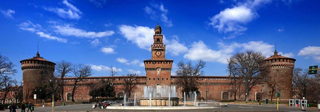 Castello Sforzesco - Milano, cosa vedere - Consigliami Dove