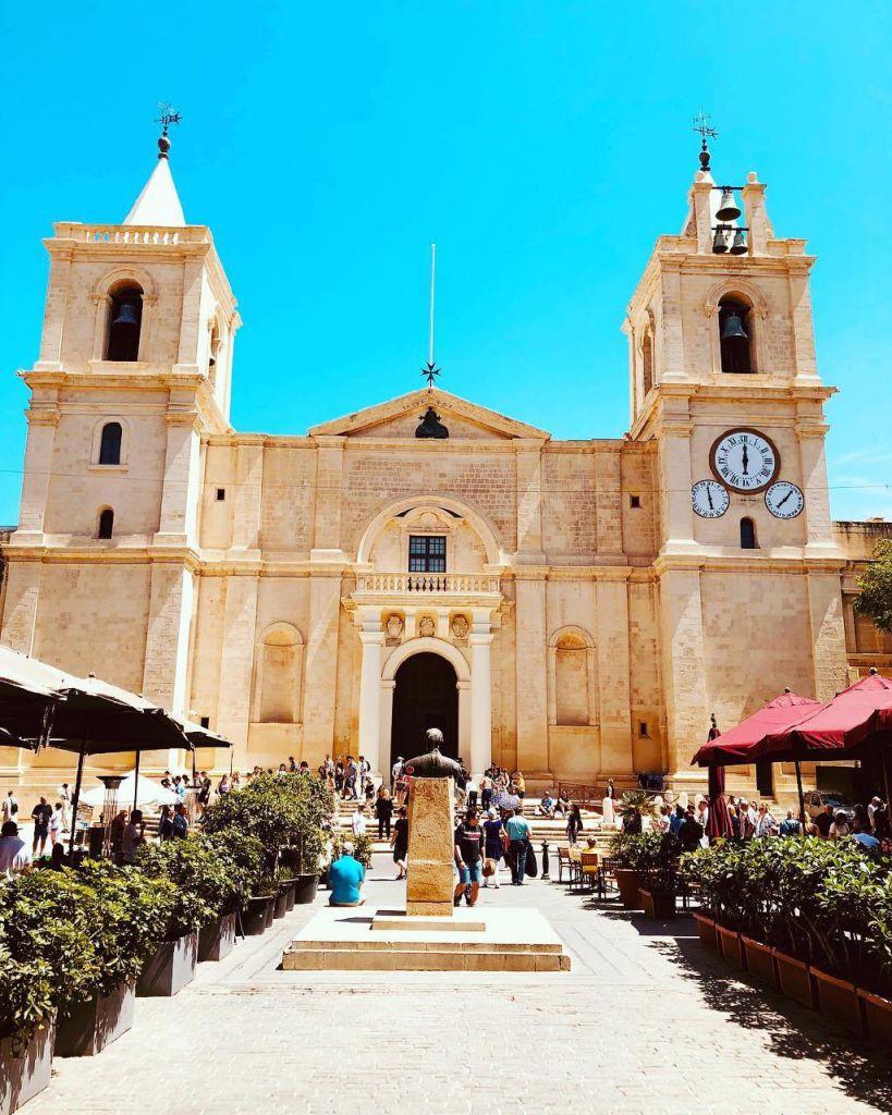 Concattedrale di San Giovanni Malta