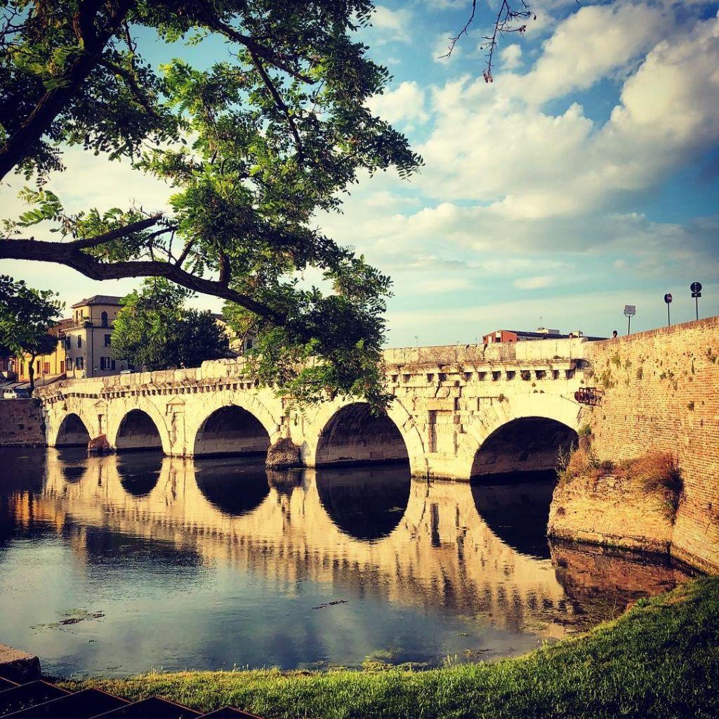 Il Ponte di Tiberio Rimini