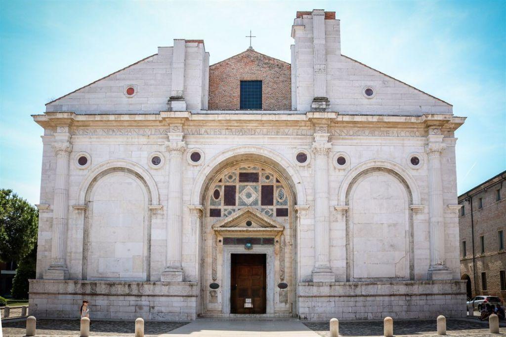 Il Tempio Malatestiano Rimini