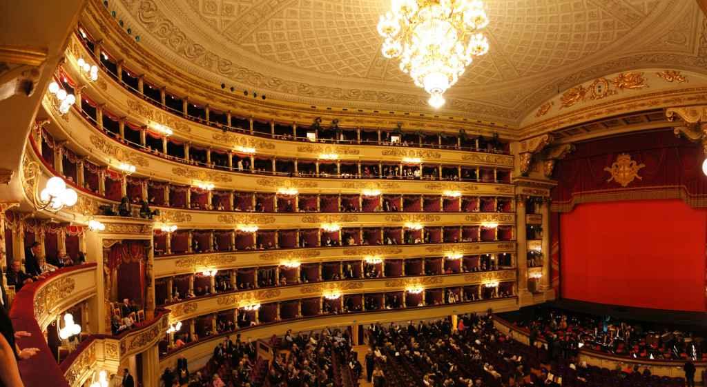 La Scala - Milano, cosa vedere - Consigliami Dove