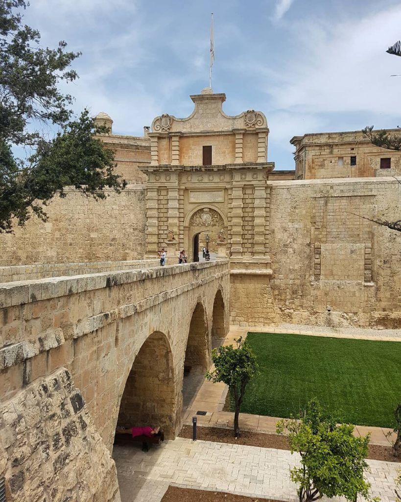 Main Gate Malta